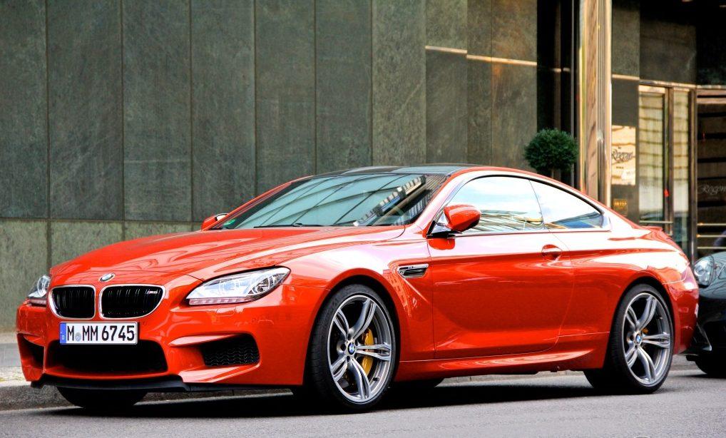 BMW 6 F13.