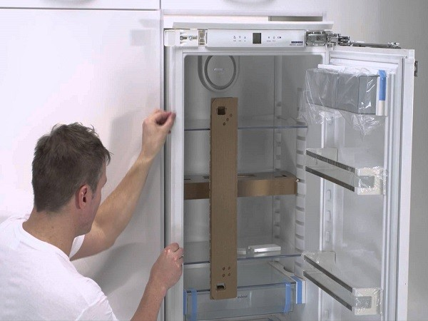 Как правильно установить холодильник?
