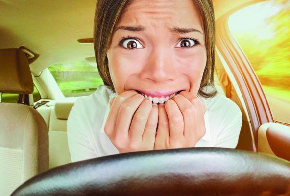 10 признаков того, что вождение — это не для вас