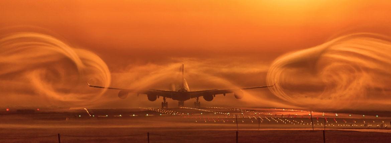 поток воздуха
