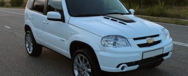 Тюнинг Chevrolet Niva: что можно переделать?