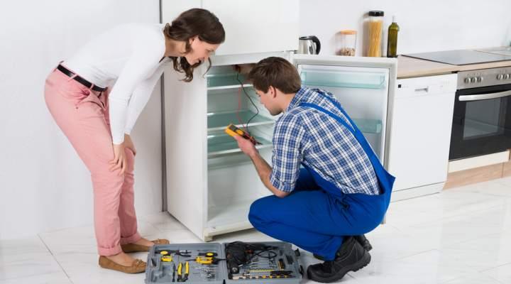 Неисправность в холодильнике