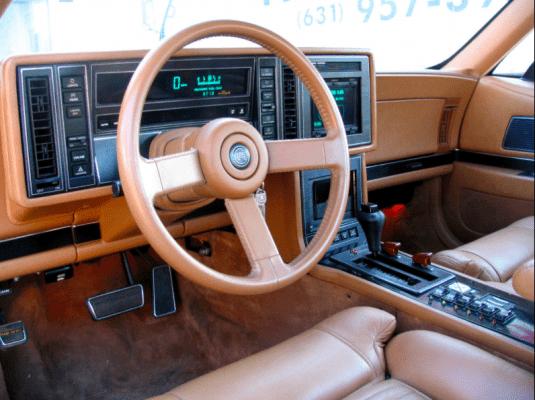 Buick Riviera (1986)