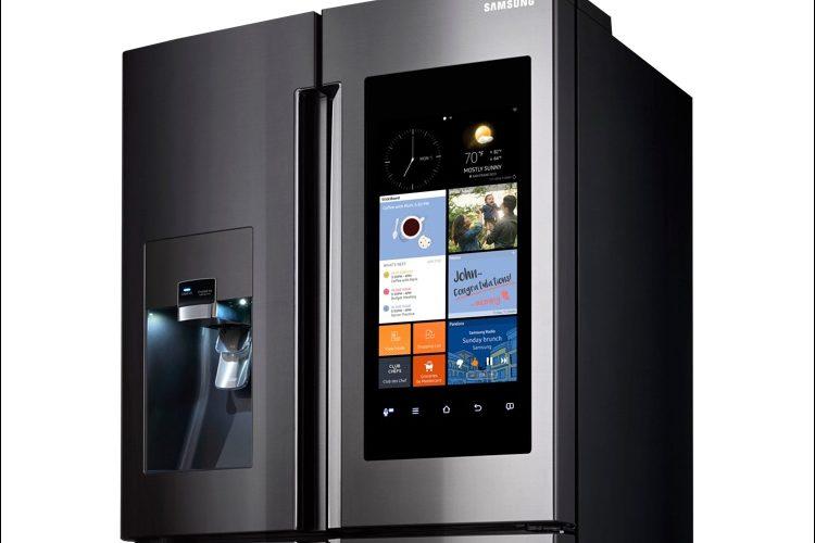 Модельный ряд холодильников Samsung