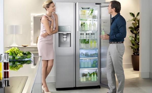Холодильник Сайд бай Сайд, размеры