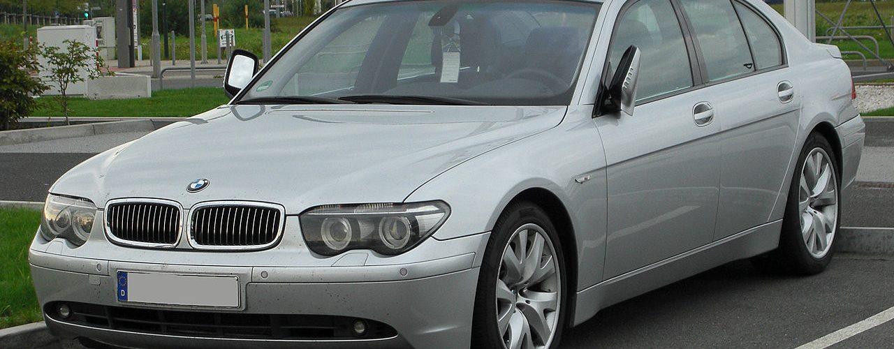 BMW E65 – лучшая «семёрка», худшее авто