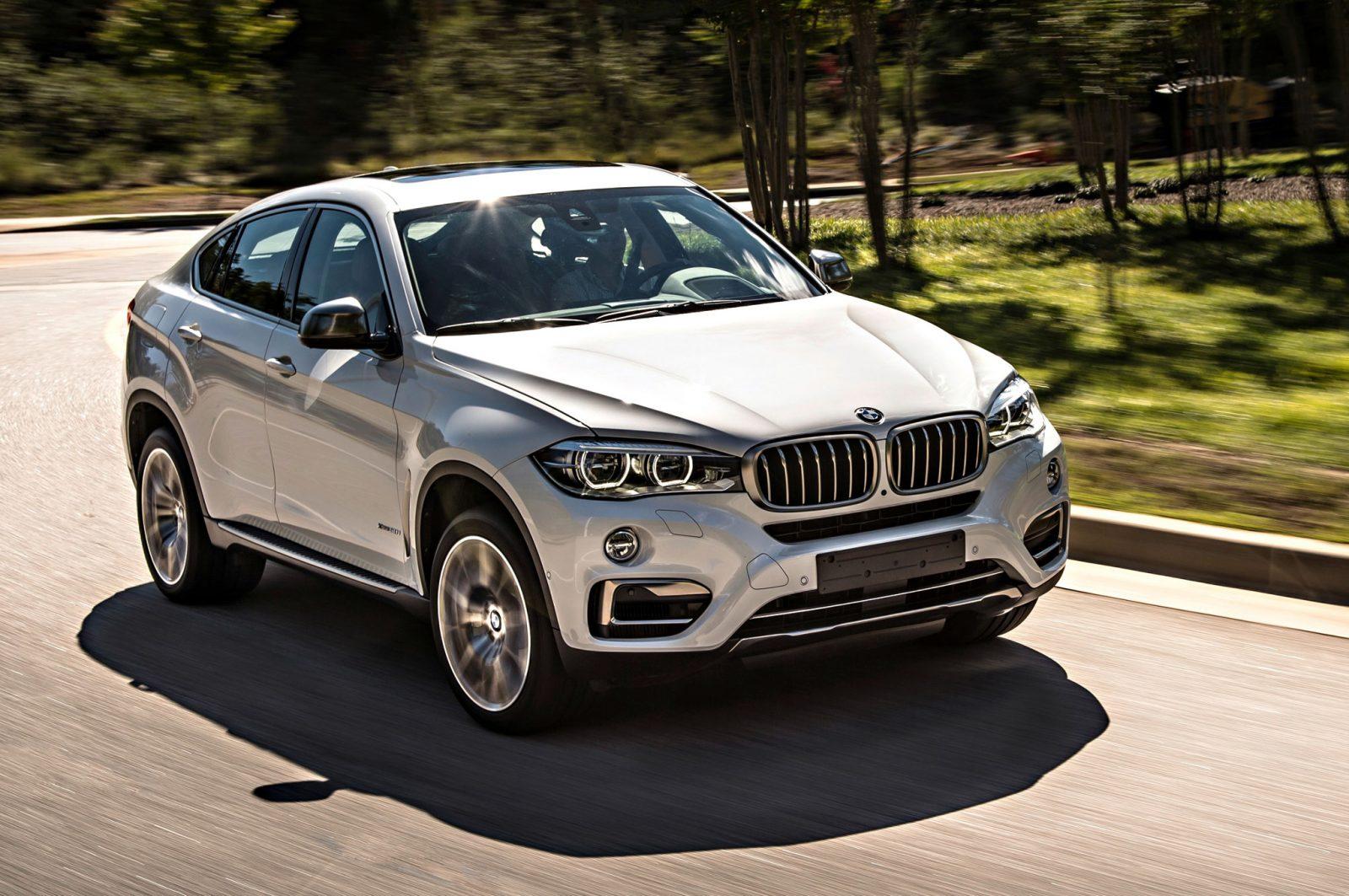 BMW E71 – первая полукровка от SUV и купе