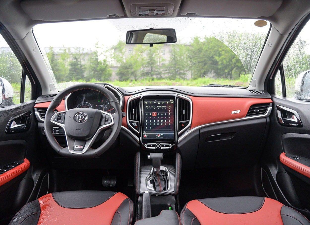 Brilliance V3 – в Китае снова делают BMW