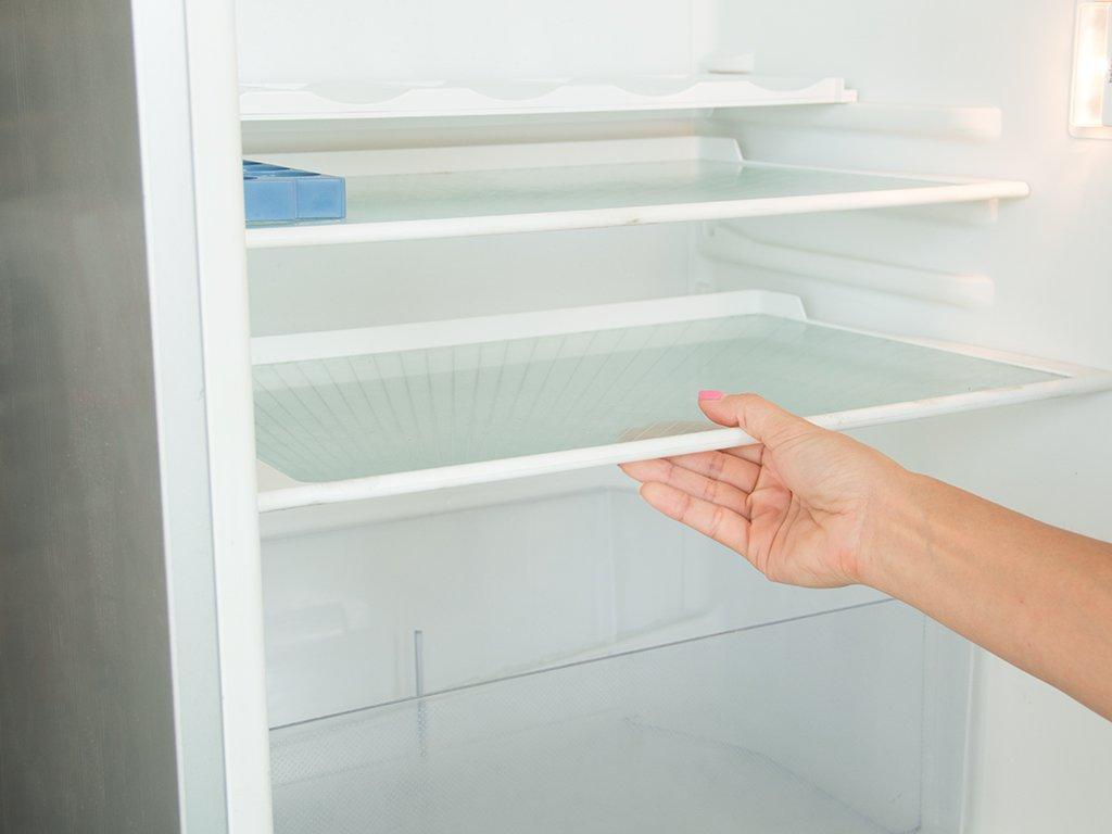 Чистка холодильник