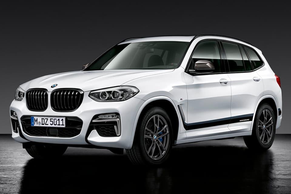 BMW X3 G01.