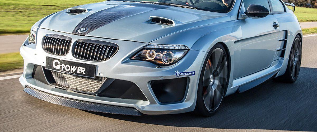 G-Power BMW M6 Hurricane RR.