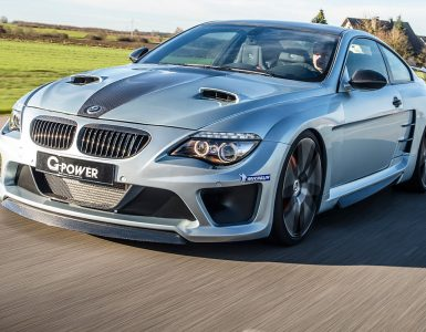 G-Power BMW M6 Hurricane RR.
