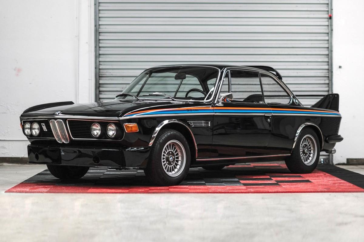 BMW E9 – забытый спортивный красавец