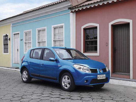 Renault Sandero-Renault Logan