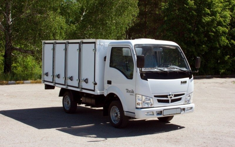 BAW Tonik – бюджетная китайская ГАЗель