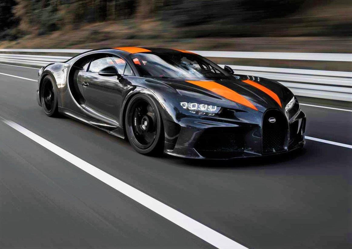 Кто быстрее, французы или итальянцы, Bugatti или Lamborghini?