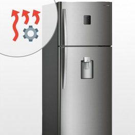 Горячие стенки у холодильника Самсунг