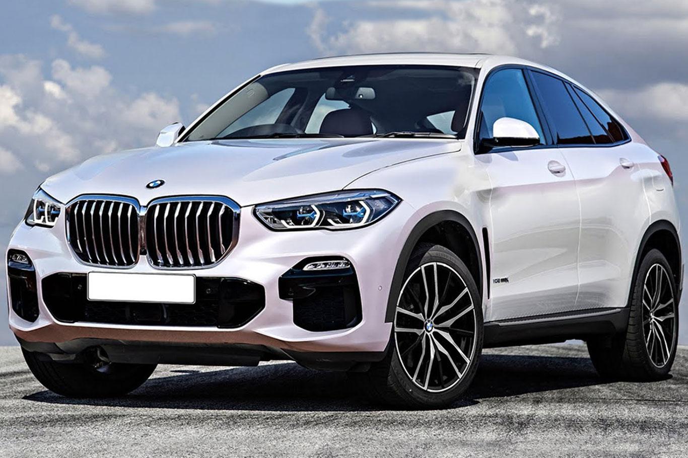 BMW X6 G06.