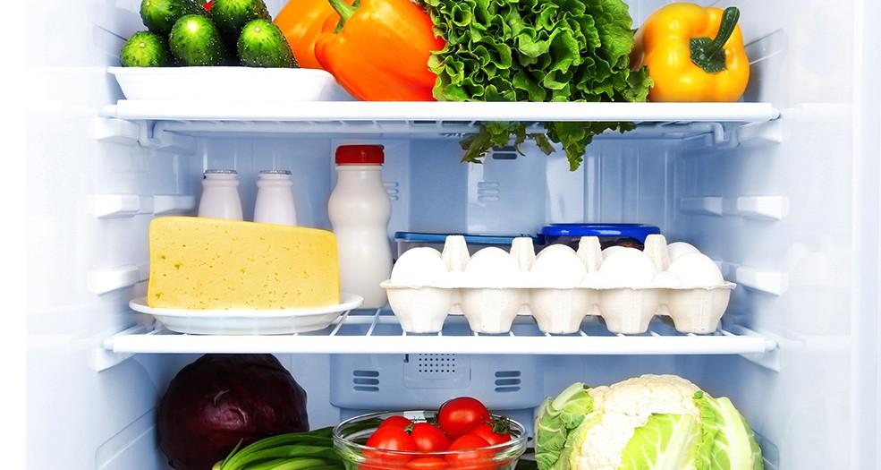 Правильное расположение продуктов по зонам в холодильнике