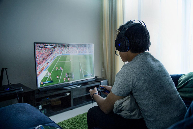 Как подключить bluetooth-наушники к PS4