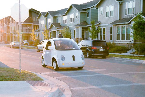 Беспилотные автомобили Google - новая реальность