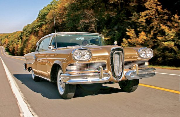 Автомобили, прославившие Америку