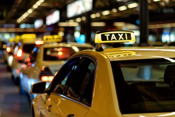 Какие машины чаще других можно встретить, вызывая такси
