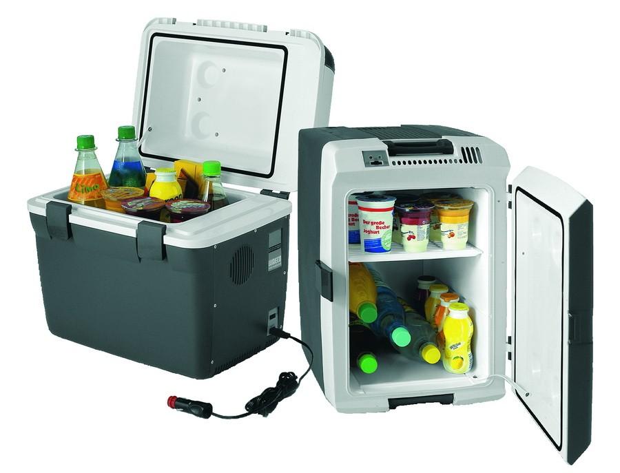 Термоэлектрический холодильник.