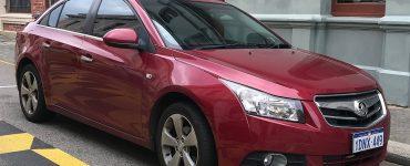 Chevrolet Cruze – в круиз на евро-американо-азиатском авто
