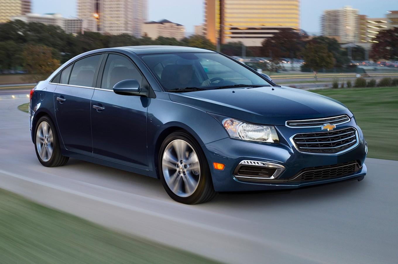 Семь граней Chevrolet Cruze – комплектации на все случаи жизни