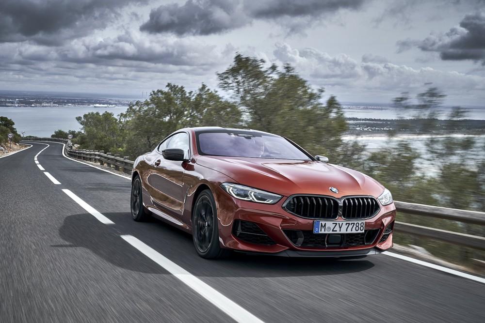 BMW M850i xDrive.