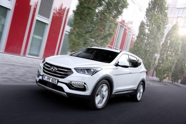 Hyundai Santa Feё