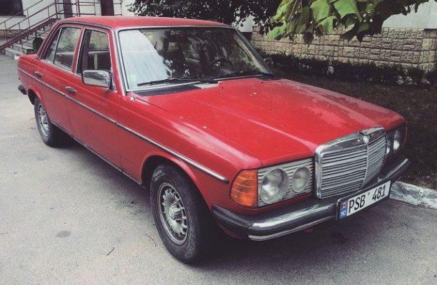 Mercedes 123, 124, 126, 201
