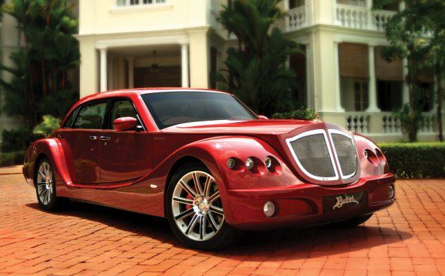 роскошное авто