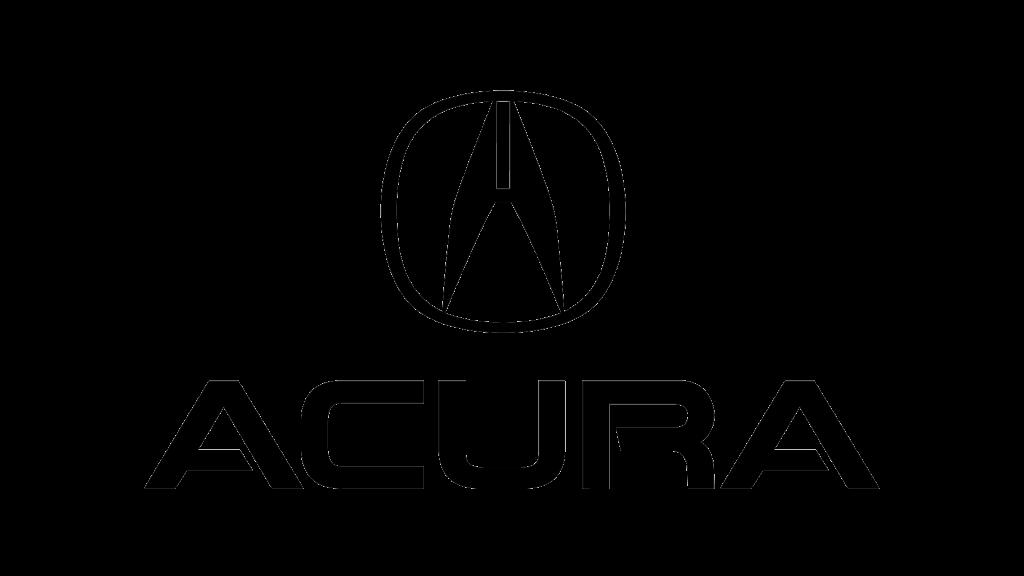 Эмблема Acura.