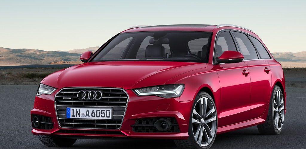 Audi A6 Avant.