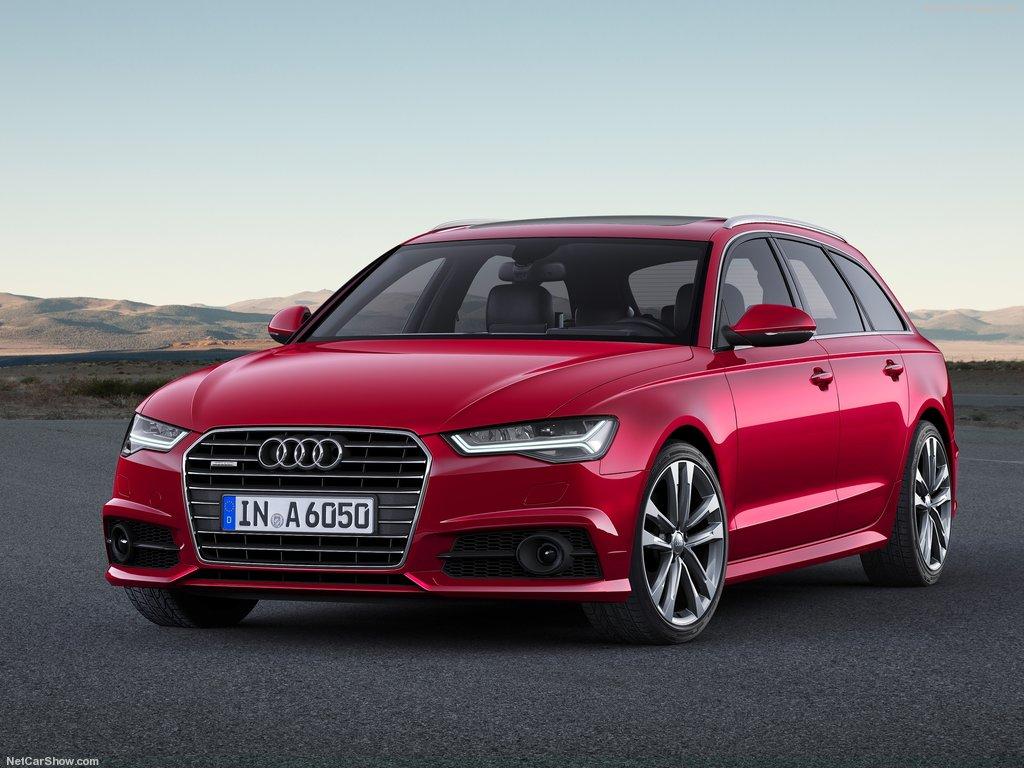 Что нам известно об Audi A6 Avant