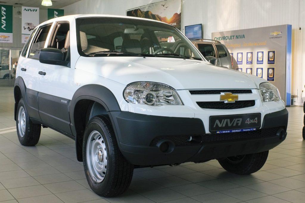 Chevrolet Niva L.