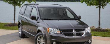 Dodge Caravan.