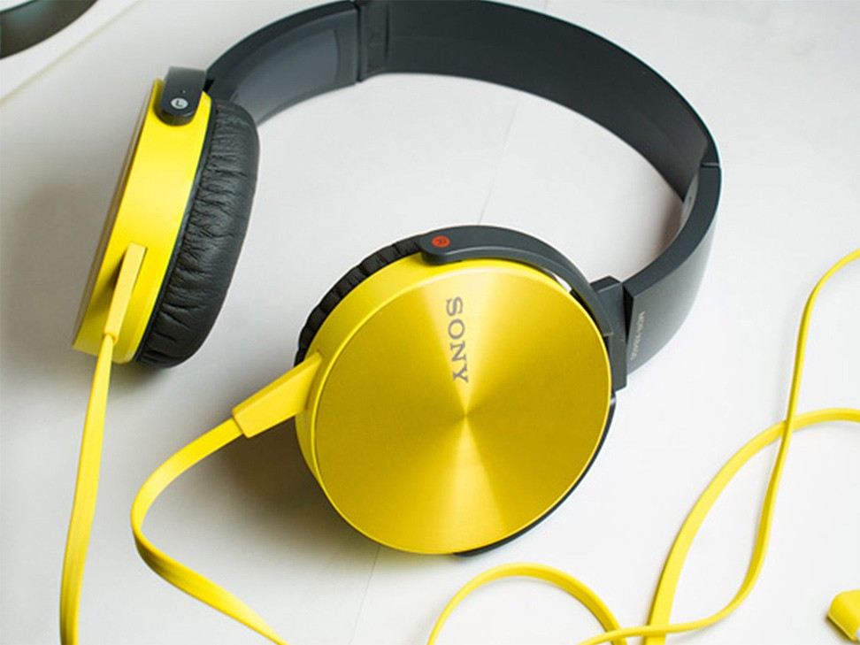 Sony MDR XB450.