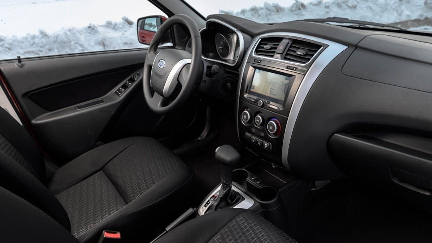 Datsun on-DO – характеристики замаскированной LADA
