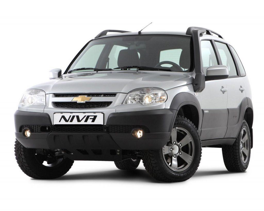 Chevrolet Niva LE.