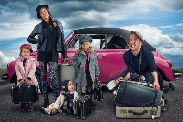 10 лучших автомобилей для многодетных семей