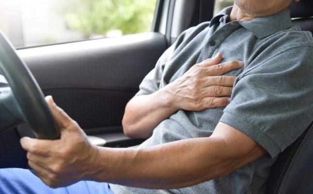 Водитель потерял сознание за рулём – что предпринять пассажирам