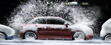 Почему зимой можно и нужно мыть машину