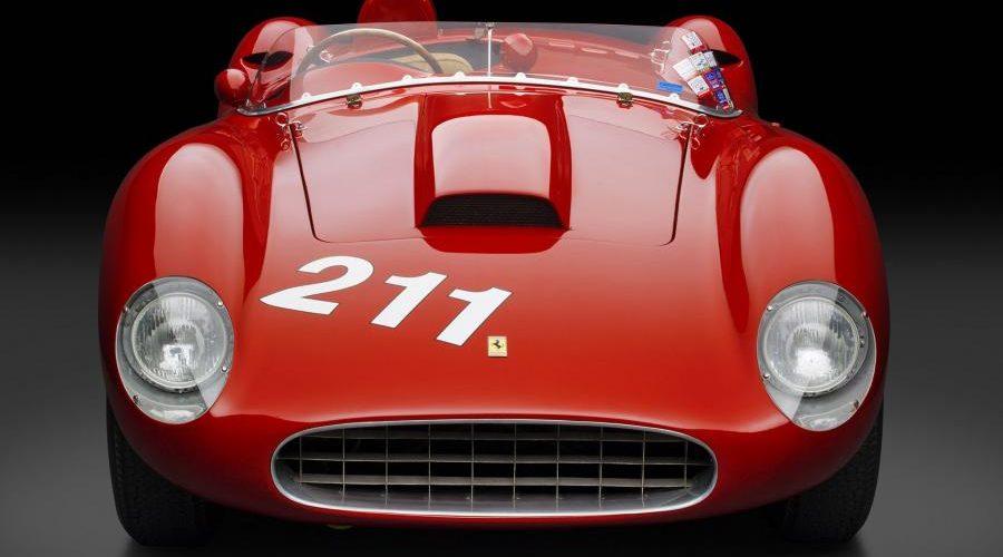 Ferrari 625.