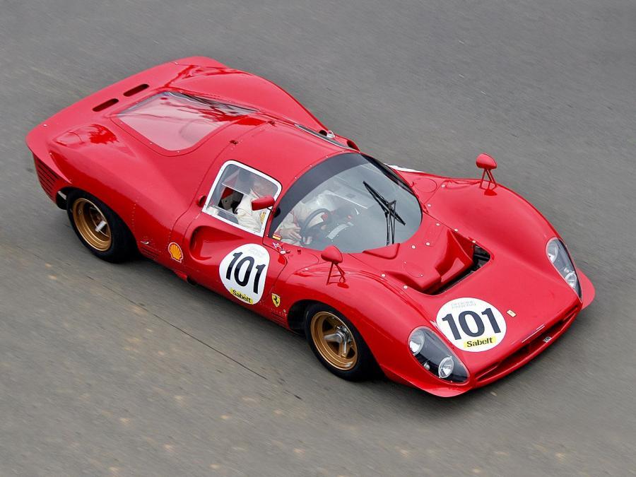 Ferrari 412S.