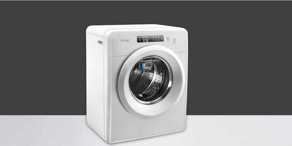 Мини стиральная машинка.