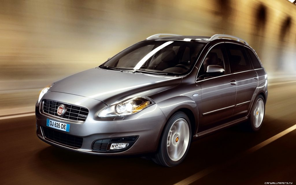 Fiat Croma.