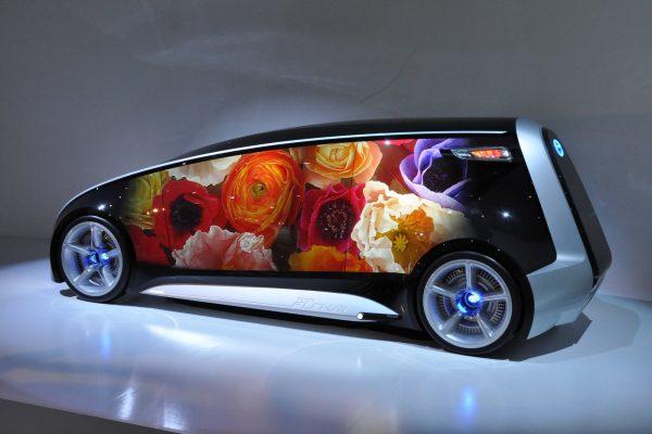 Машины будущего – по версии японцев. Или какими видят японцы машины будущегоq